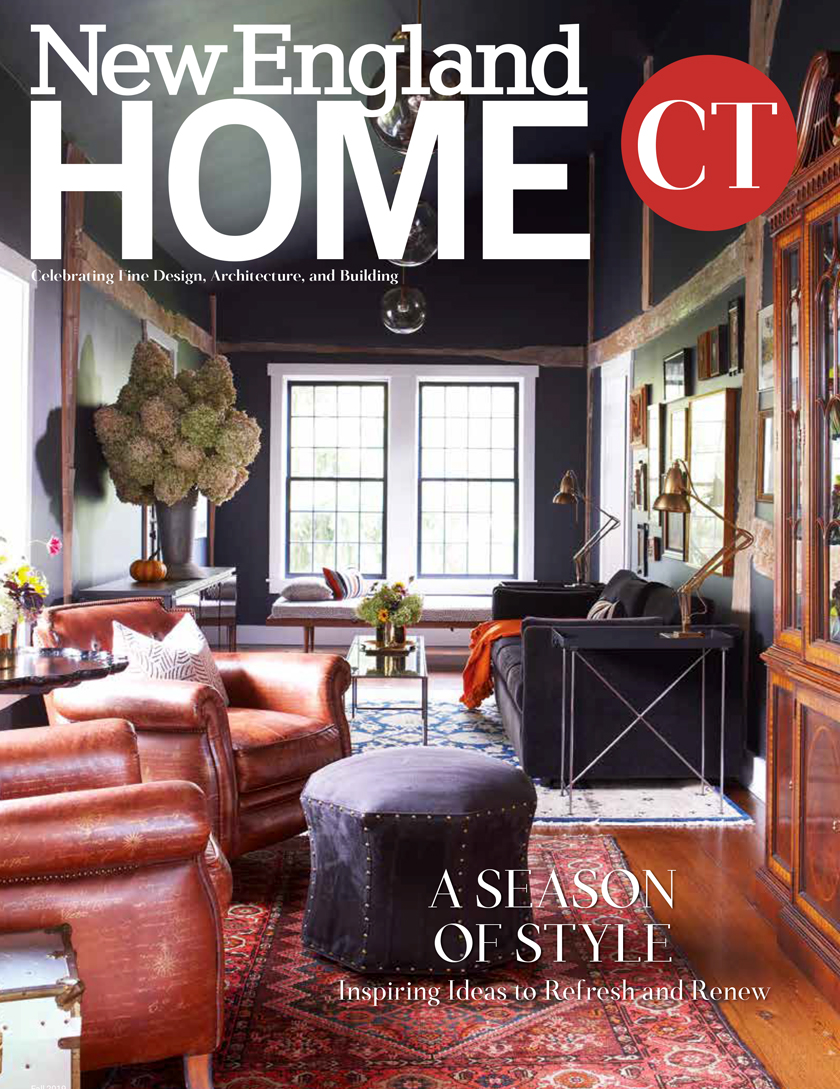 New England Home Magazine Cover
