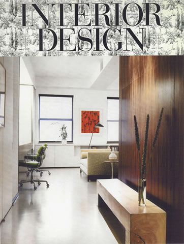 interior design - Interior Design Magazine Article