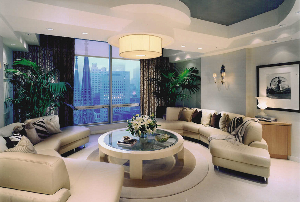 5th Avenue Pied-a-Terre Roughan Interiors