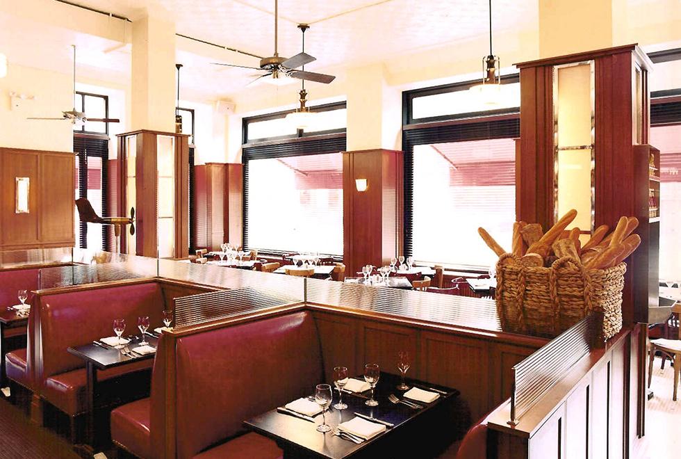 92 Restaurant Roughan Interiors
