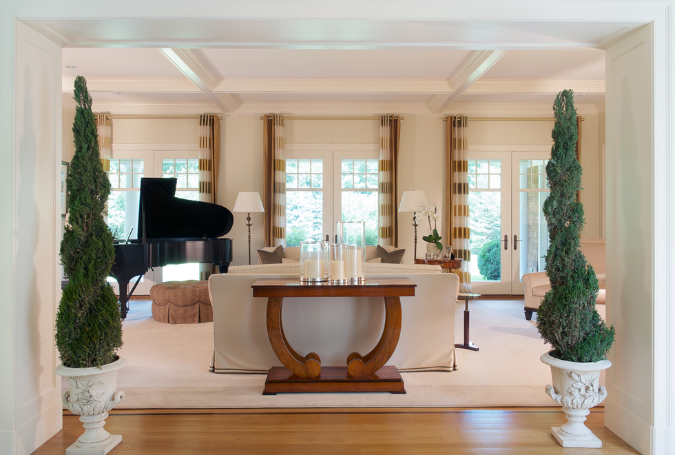 Classic Shingle Colonial Roughan Interiors