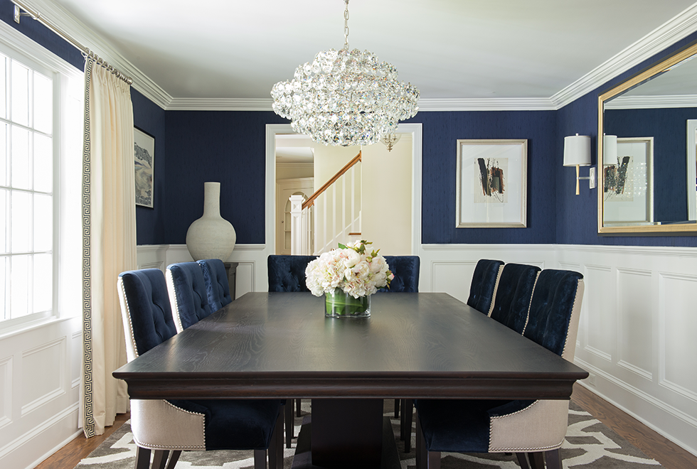 Classic Shingle Colonial, Weston, CT - Roughan Interiors