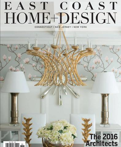 East Coast Home + Design November 2016 | Featured Magazine Article on jungle home design, river home design, western home design,