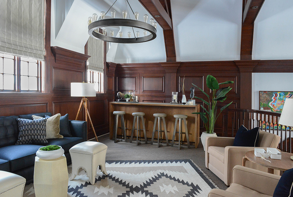 Roughan Interiors - French Style Brick Estate