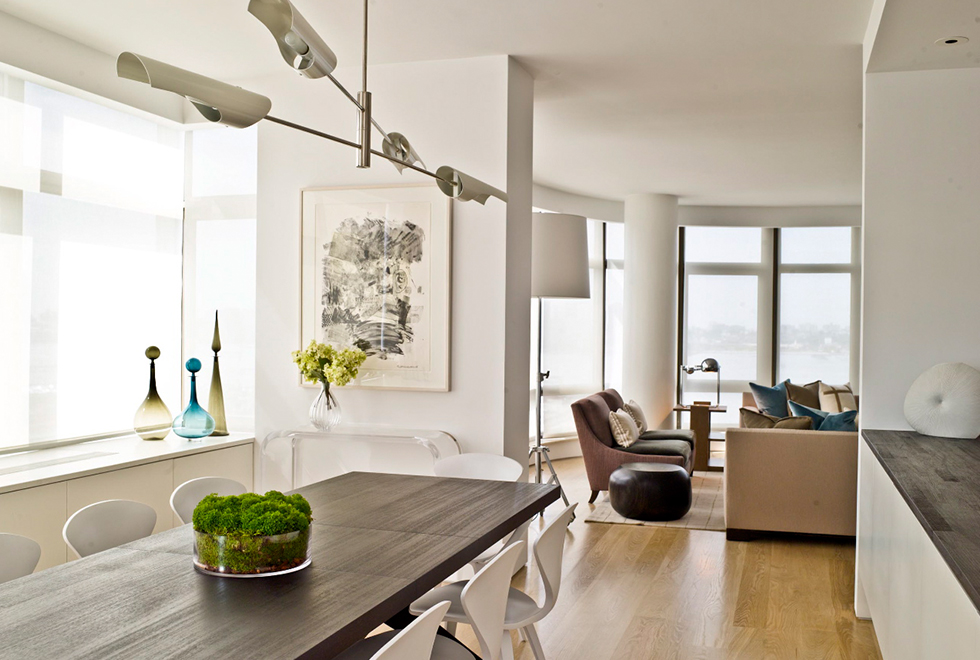 Greenwich Village Loft Roughan Interiors
