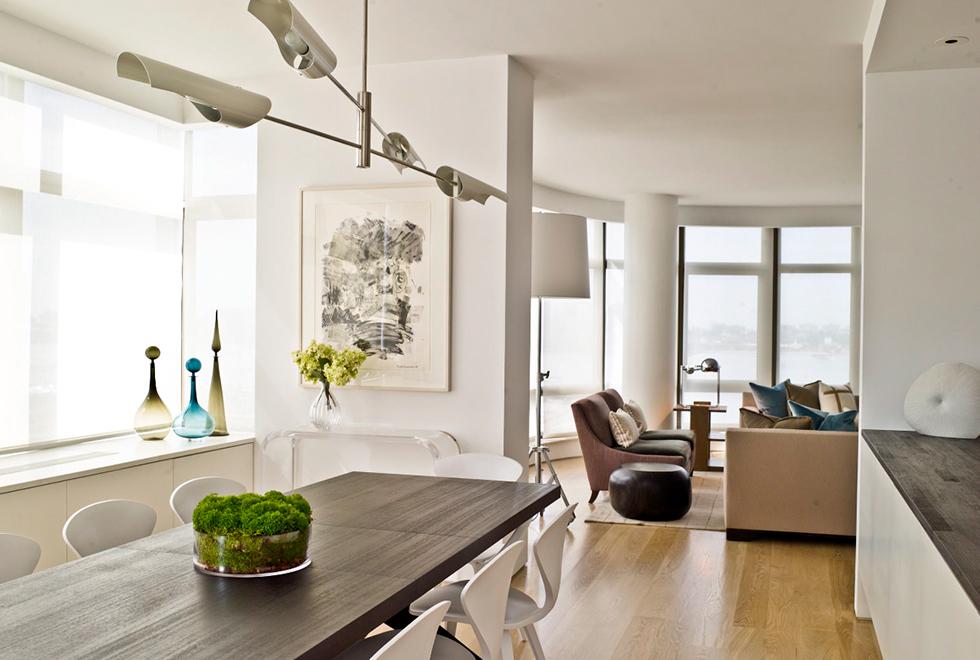 Greenwich Village Loft Roughan Interiors