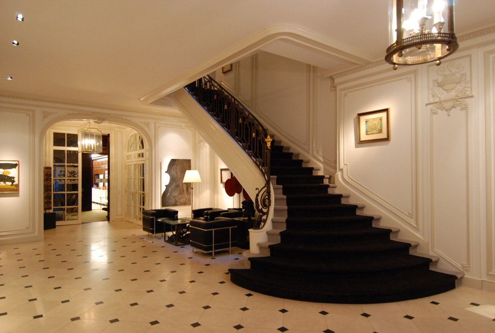 Historic NYC Townhouse Roughan Interiors