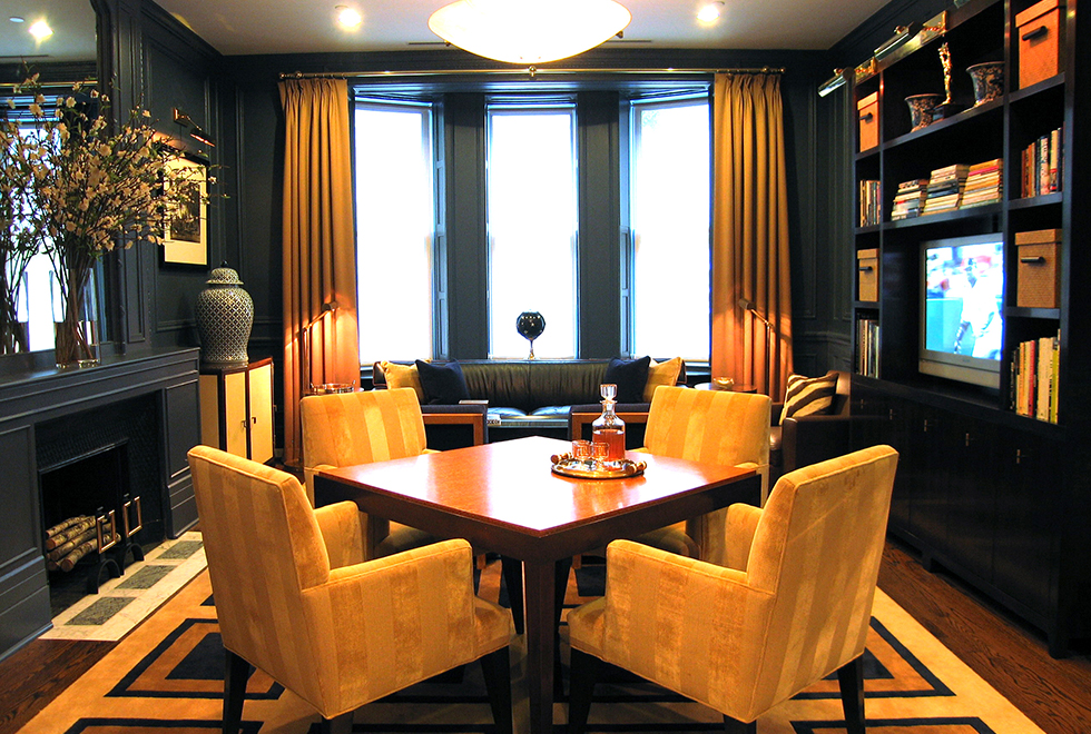 Rockerfeller Townhouse Roughan Interiors