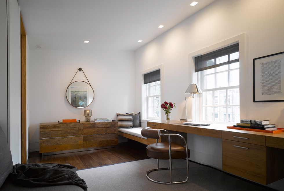 West Village Townhouse Roughan Interiors